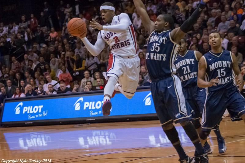 Scheduling conflict grants RMU first-round NIT home game