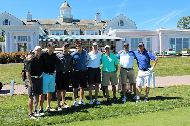 NCAA+men%E2%80%99s+hockey+hosts+annual+golf+outing