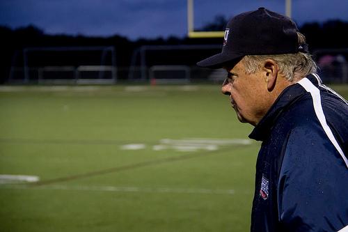 Coach Joe Walton