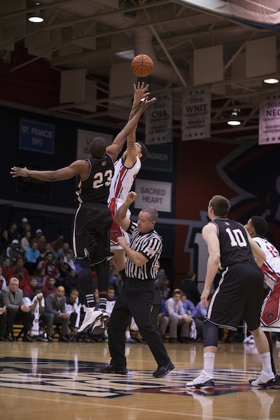 Staying Perfect: RMU improves to 7-0 in NEC play