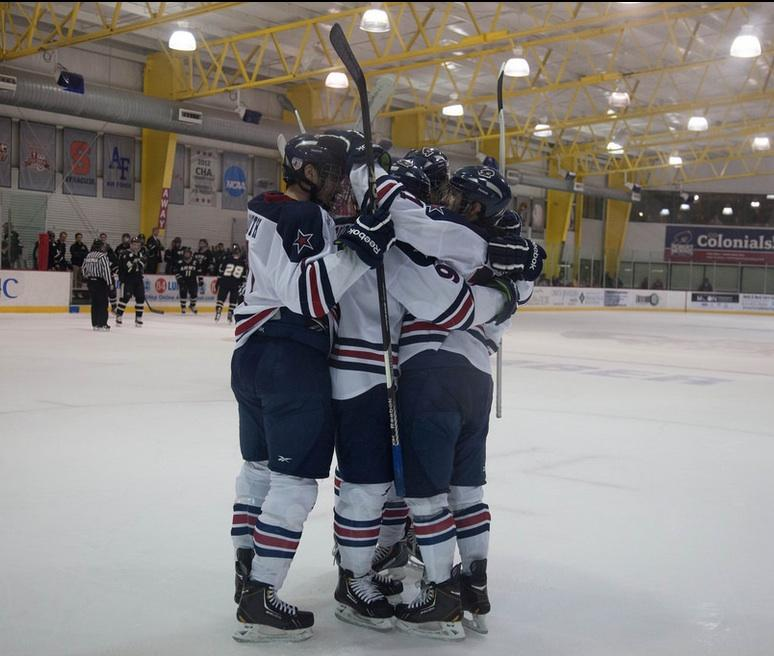 RMU rolls past Army for second consecutive sweep