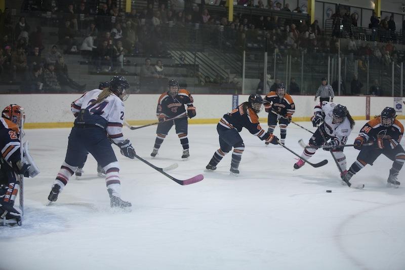 Colonials, Syracuse battle to 3-3 tie