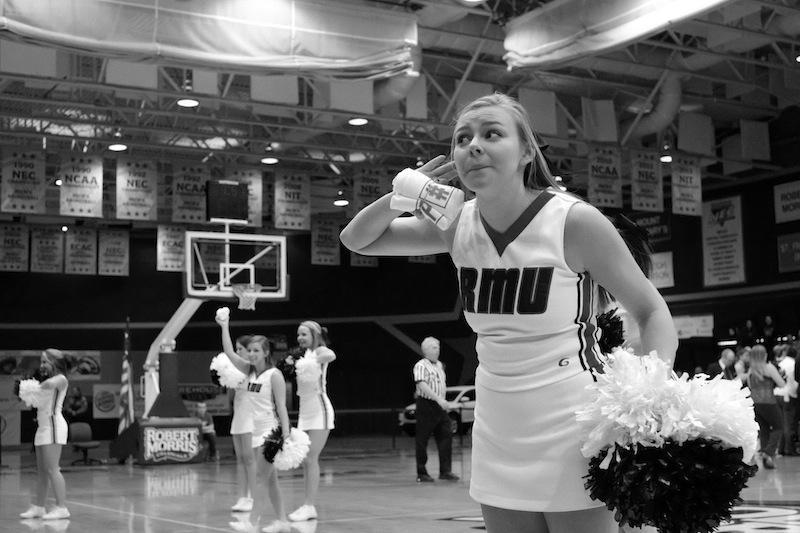 Women's Basketball, Senior Night, against Mount St. Mary's