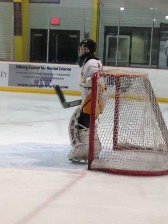 Montours Mason Skeath stopped 13 of 16 shots in a 7-3 win over Mars on Feb. 28.