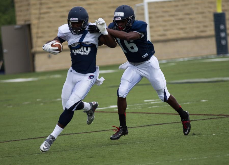 Duane Mitchell is one player who will benefit from the new spread offense