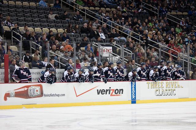 RMU Men's Hockey names assistant captains