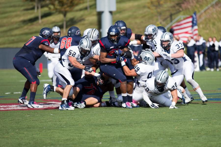 NEC play couldn't come at a better time for Robert Morris