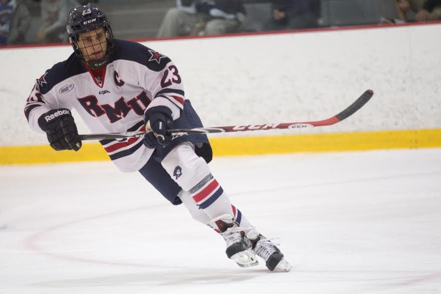 Colonials sweep Lake Superior State in shutout