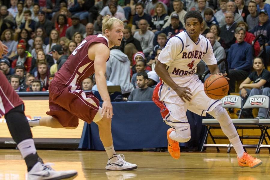 Lafayette thrashes RMU in season opener