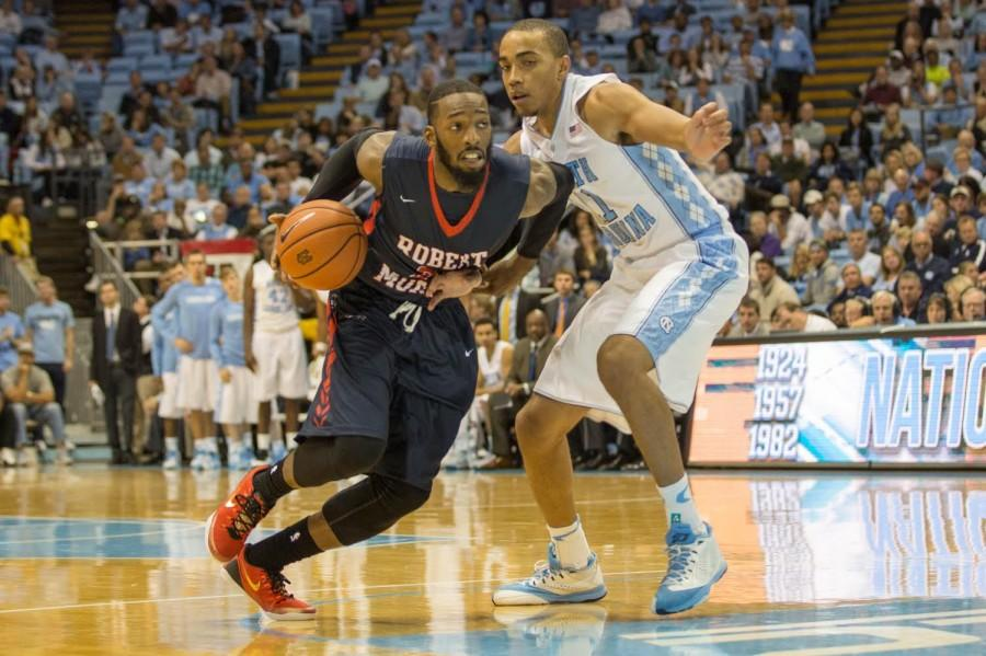 Lucky Jones scored 11 points in Wednesday's loss to Chattanooga.