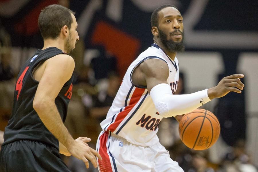 Jones, RMU set sights on NCAA Tournament