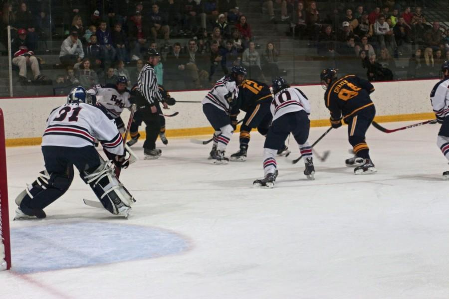 The Colonials improved to 4-1-3 in conference play after defeating  Army 5-2 Saturday.