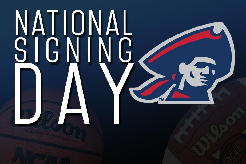 The+RMU+football+team+added+17+new+players+on+National+Signing+Day.+