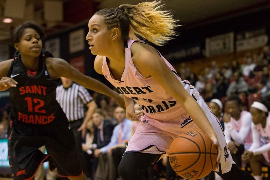 Record scoring fuels Colonials in home opener