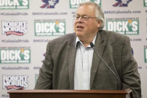 RMU athletic director and softball head coach Dr. Craig Coleman is leaving RMU Athletics on Dec. 7th.
