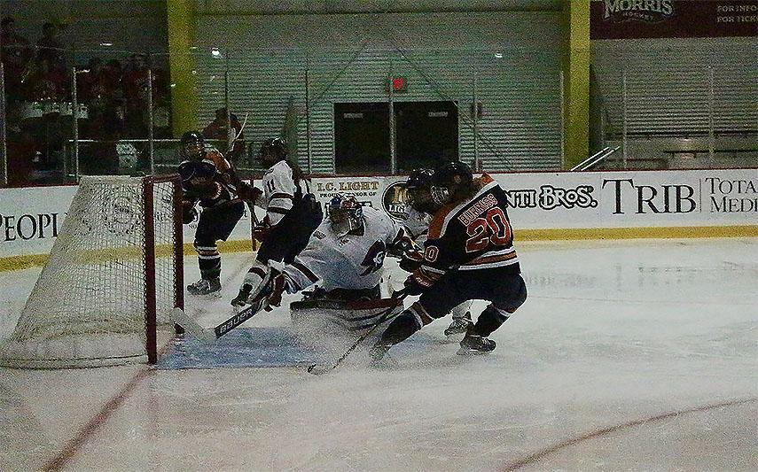 Record-tying shutout leads Colonials over Orange