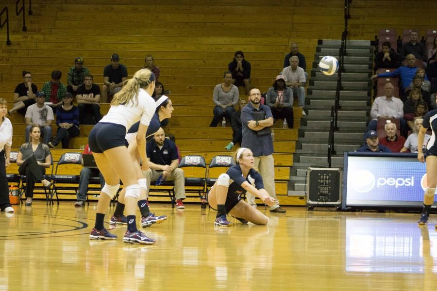 The+Colonials+improved+to+2-2+on+the+young+season+after+their+3-0+victory+over+Buffalo+at+home+in+the+Robert+Morris+Invitational.+