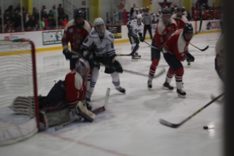 A closer battle Saturday helped the Colonials leave Saturdays game in a tie