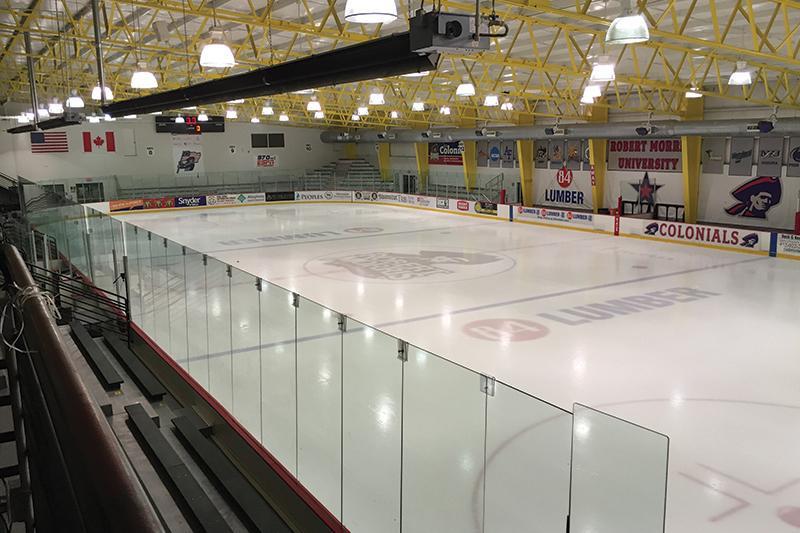 84 Lumber Arena Empty 2