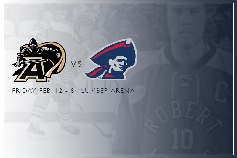 Emotions take center stage as RMU falls to Army