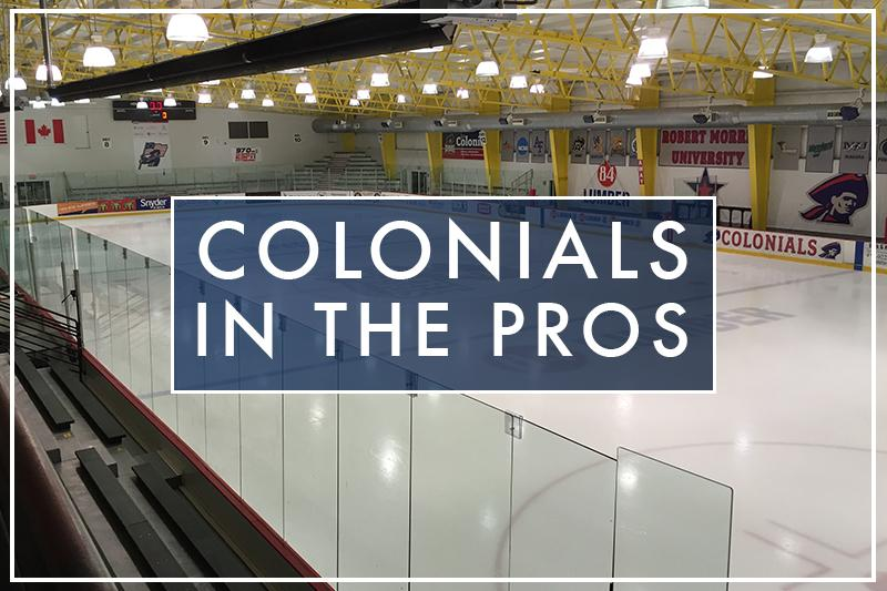 Colonials' Class of 2016 completes the sweep, all nine players now professionals