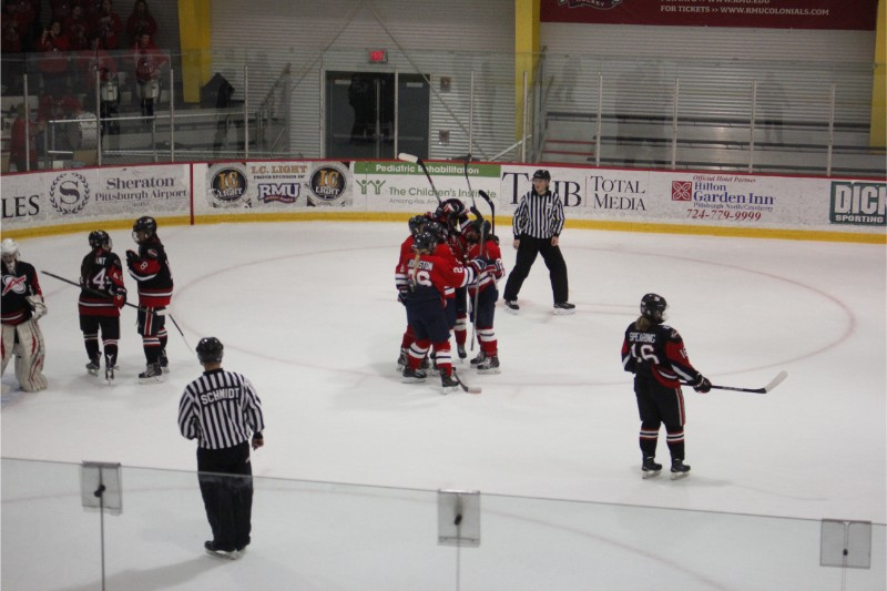 Women%27s+Ice+Hockey%3A+RMU+vs+Toronto