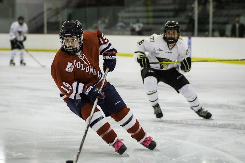 RMU defeated Penn State to remain undefeated so far this season against CHA opponents.