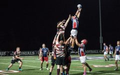 Men's Rugby: RMU vs. Fairmont