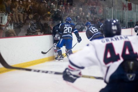 Men's Hockey: RMU vs Air Force