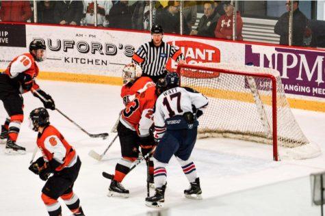 Men's Hockey: RMU vs. RIT Saturday