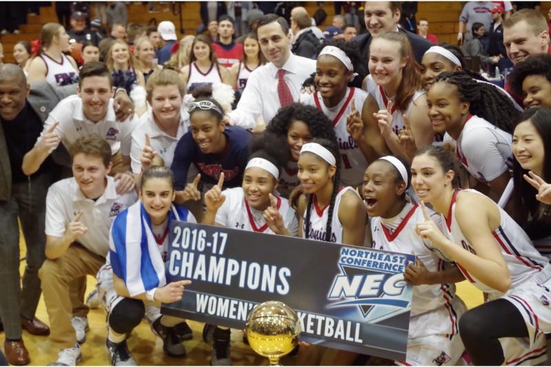 Women%27s+Basketball%3A+NEC+Champions