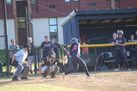 RMU battled until the very end but couldn't find the winning run against the Seahawks.