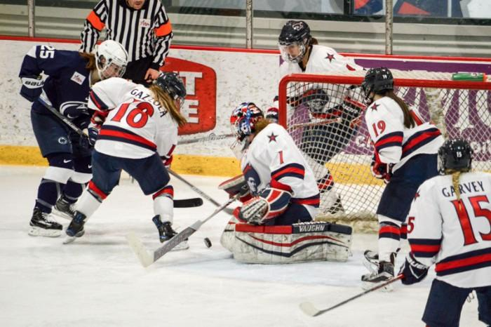 RMU+women%E2%80%99s+hockey+roundup%3A+RMU+vs.+Maine