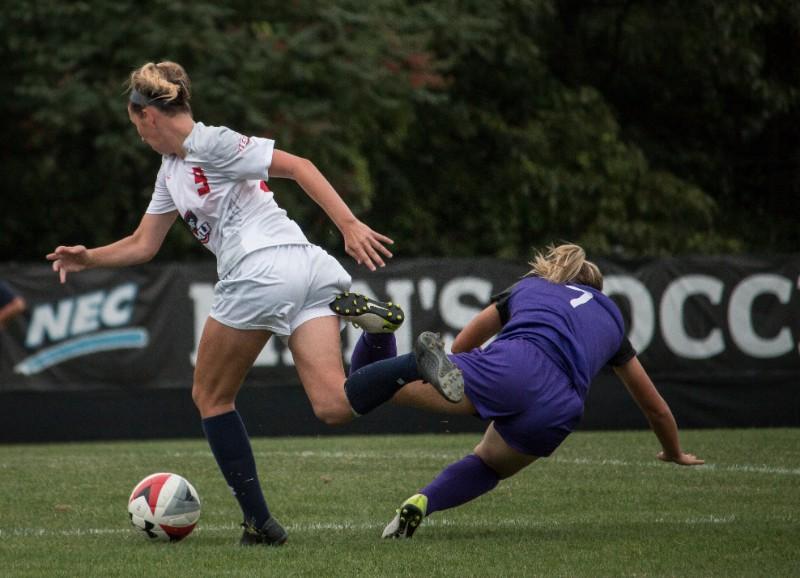 Women%27s+Soccer%3A+RMU+vs+Niagara