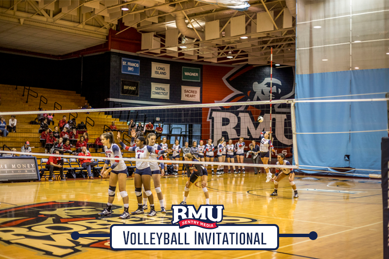 Robert Morris battled until the very end but ultimately fell 3-2 against Middle Tennessee State University Photo credit: Tori Flick & David Auth
