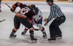 The RMU Women's Hockey team took on RIT at the Island Sports Center on Friday, November 10th 2017.