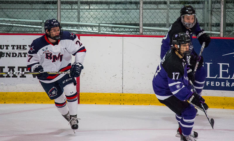Colonials and Crusaders battle to hard-fought 5-5 tie