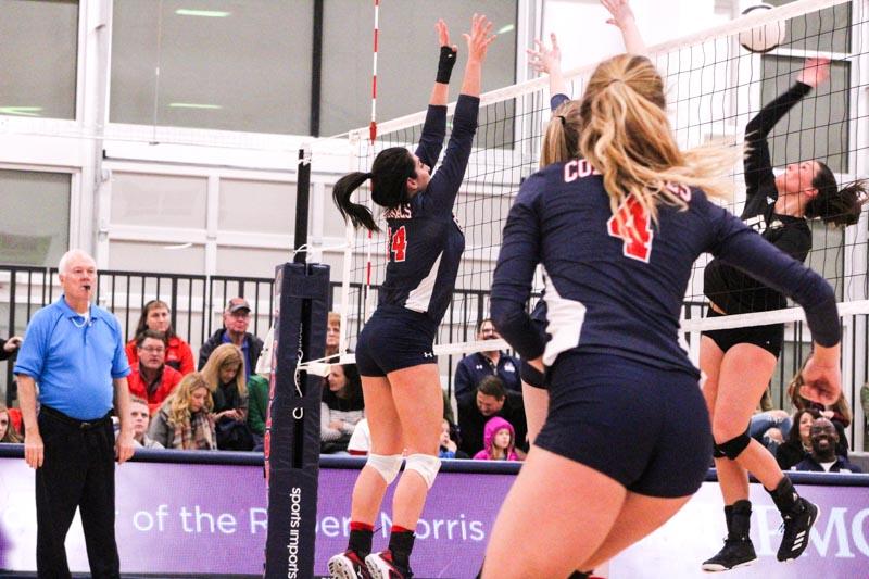 Women%27s+Volleyball%3A+RMU+vs+Bryant