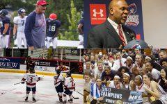 Robert Morris Athletics: 2017 in review