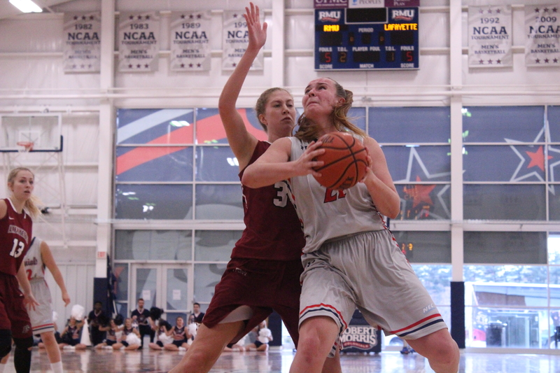 Colonials+season+ends+in+Philadelphia+after+loss+in+WNIT
