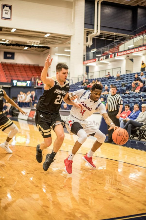 Men's Basketball: RMU vs Bryant
