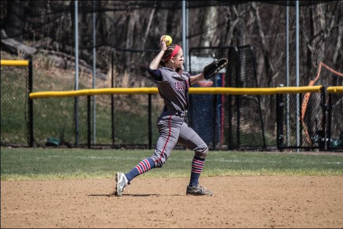 Softball comes back home to finish NEC play