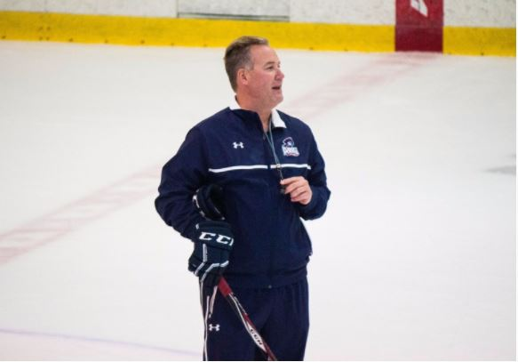 Is Schooley the solution for RMU men's hockey?