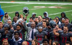 Eric McAllister discusses how RMU football's growth as a team has paid dividends on the field