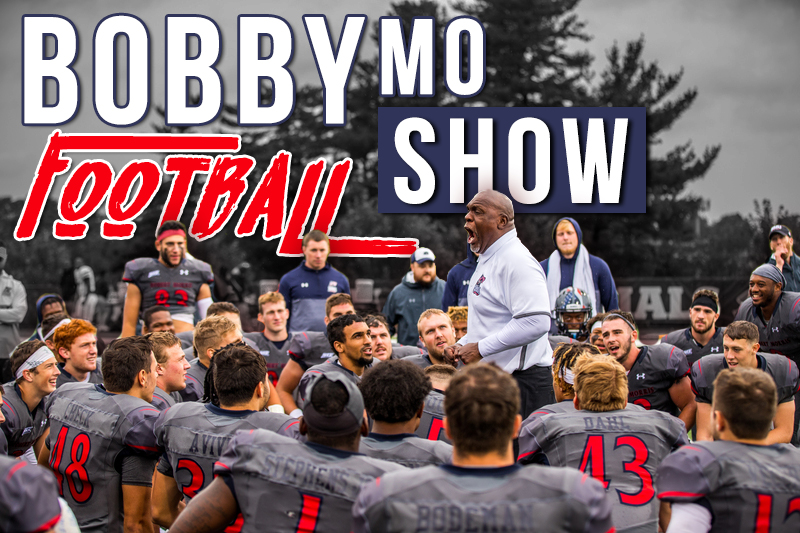 The Bobby Mo football show episode 1: Culture shock and awe