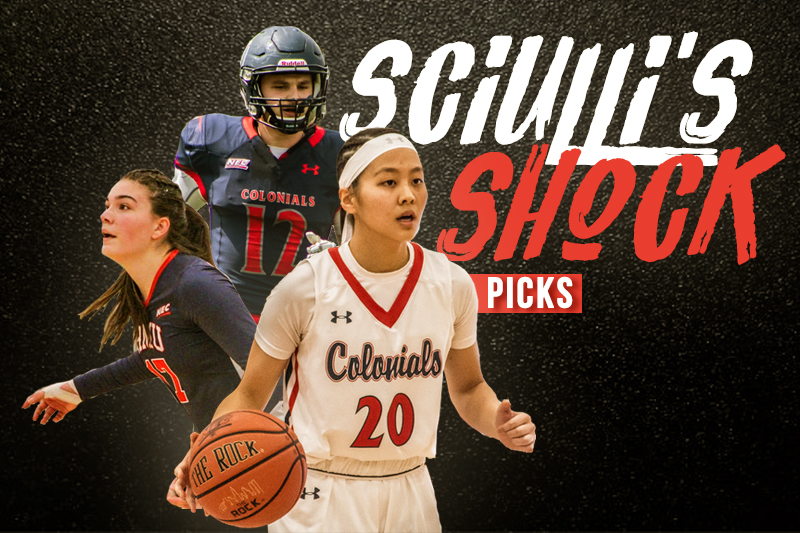 Sciulli's Shock Picks: Wagner Seahawks
