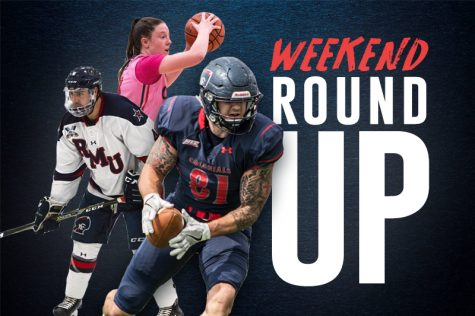 Weekend Round-up: 11/2/18 - 11/4/18