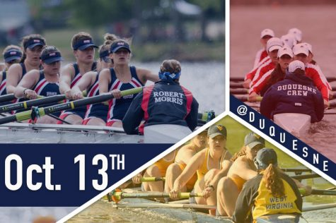 Preview: Rowing fairs against West Virginia and Duquesne