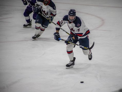 Preview: Men's hockey travels to the Nickel City to take on Canisius