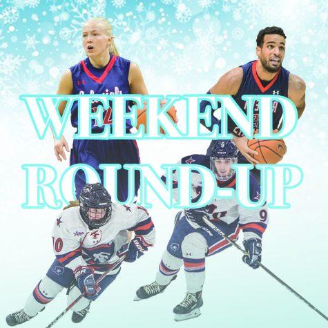 Weekend Round-up: 2/8/19 – 2/10/19